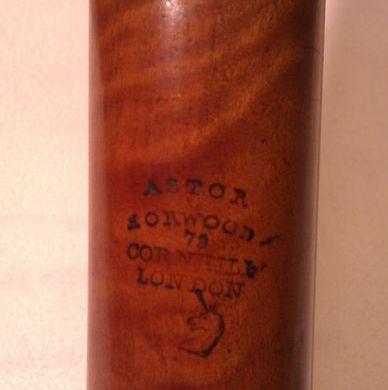 Astor Horwood 4 Keyed Flute