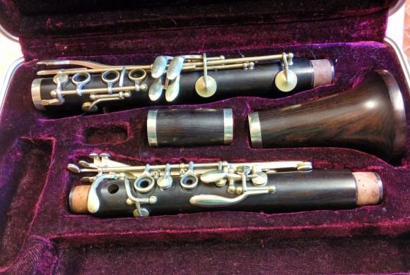 Newark Clarinet